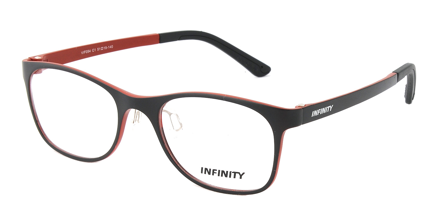 b8e7e393b18 Infinity 054 Black - Unisex Prescription Frames - Spec-Savers South Africa